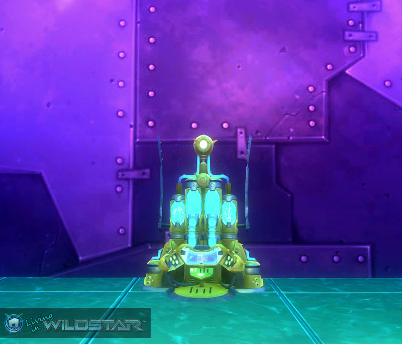 Wildstar Housing - Gene Sequencer (Ikthian)