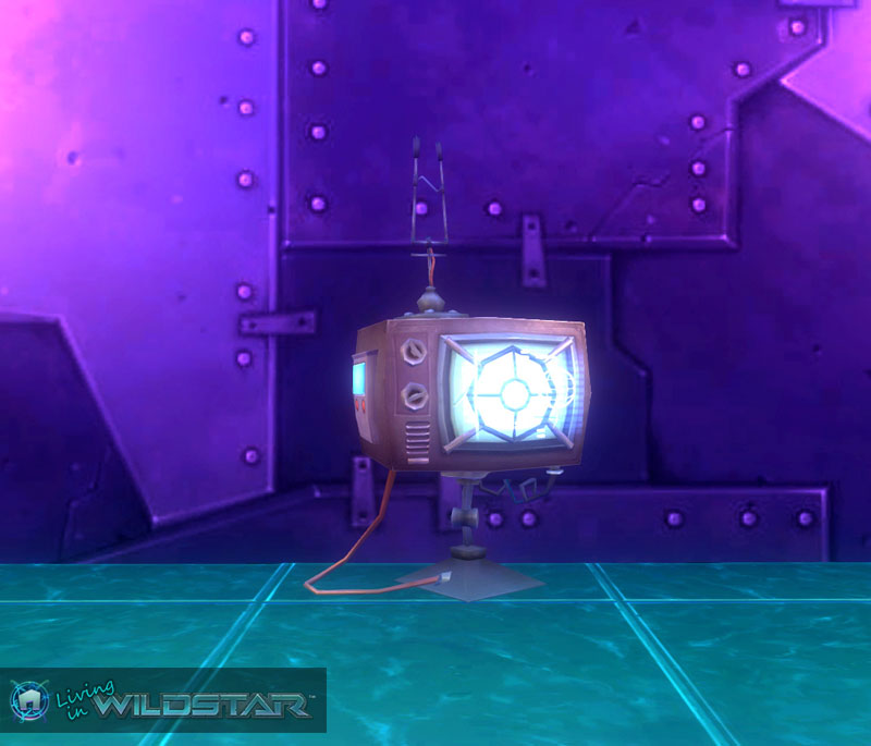 Wildstar Housing - Holovision (Marauder)