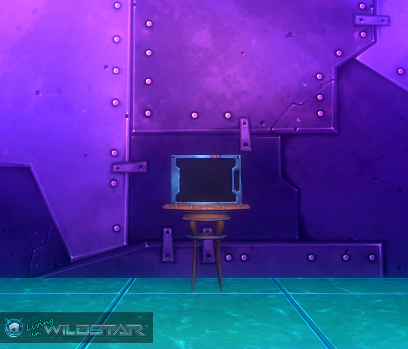 Wildstar Housing - Tablet Computer