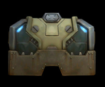 Wildstar Housing - Retaining Wall (Braced)