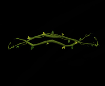 Wildstar Housing - Flowering Vine (Sparse)