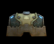 Wildstar Housing - Wall Brace (Fortified)