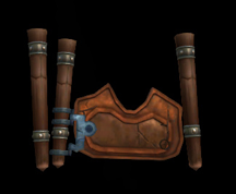 Wildstar Housing - Gate (Copper)