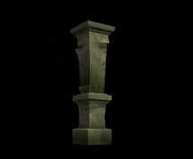 Wildstar Housing - Pillar (Gothic)