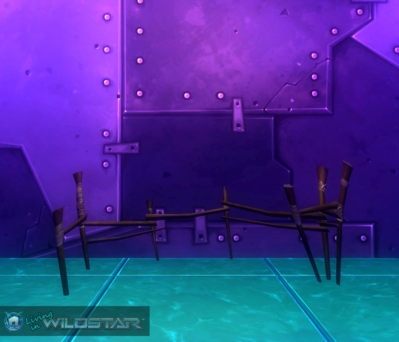 Wildstar Housing - Corral Fence