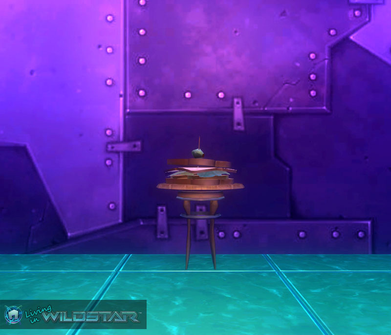 Wildstar Housing - Sandwich