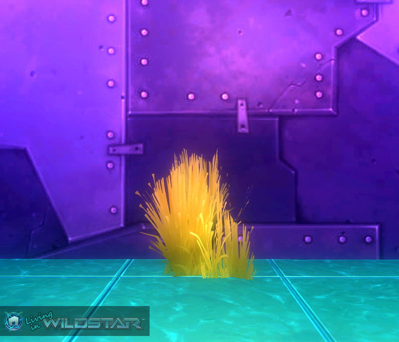 Wildstar Housing - Algoroc Grass (Sheared)