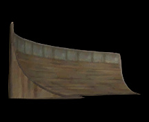 Wildstar Housing - Curved Quarter Pipe