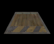 Wildstar Housing - Launch Ramp (Extra Small)