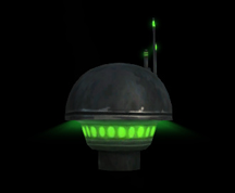 Wildstar Housing - Antenna Light (Eldan)