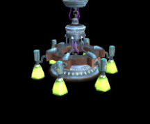 Wildstar Housing - Chandelier (Exile)