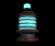 Wildstar Housing - Holo-Light (Protostar)