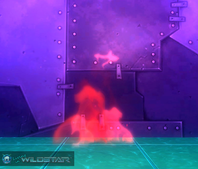 Wildstar Housing - Fire (Crimson)