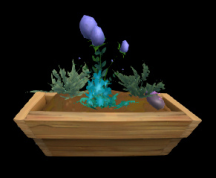 Wildstar Housing - Planter (Bluepod)