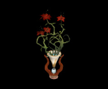 Wildstar Housing - Flower Vase (Floating)