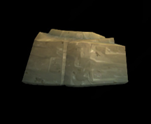 Wildstar Housing - Sandstone Step (Tiered)