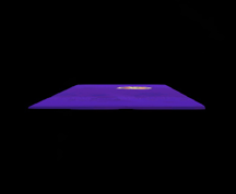 Wildstar Housing - Arcade Endcap Rug (Purple)