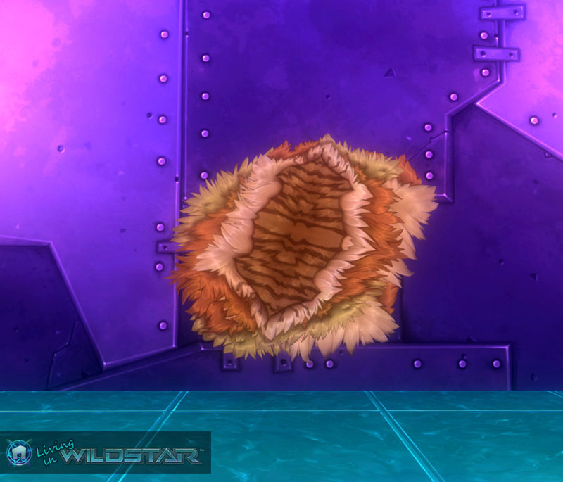 Wildstar Housing - Rug (Draken, Fur, Variation  2)