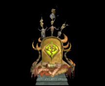 Wildstar Housing - Throne (Draken)
