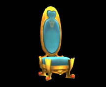 Wildstar Housing - Chair (Heart-Collection)