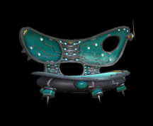 Wildstar Housing - Sofa (Mordesh)