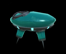 Wildstar Housing - Stool (Mordesh)
