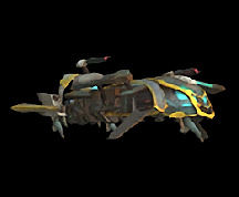 Wildstar Housing - Transport Ship (Dominion)