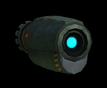Wildstar Housing - Gunner Ship Engine
