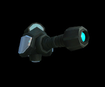 Wildstar Housing - Gunner Ship Weapon