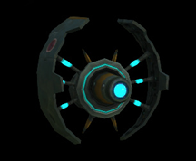 Wildstar Housing - Racer Ship Engine