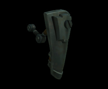 Wildstar Housing - Racer Ship Landing Gear