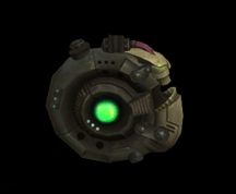 Wildstar Housing - Osun Statue, Head