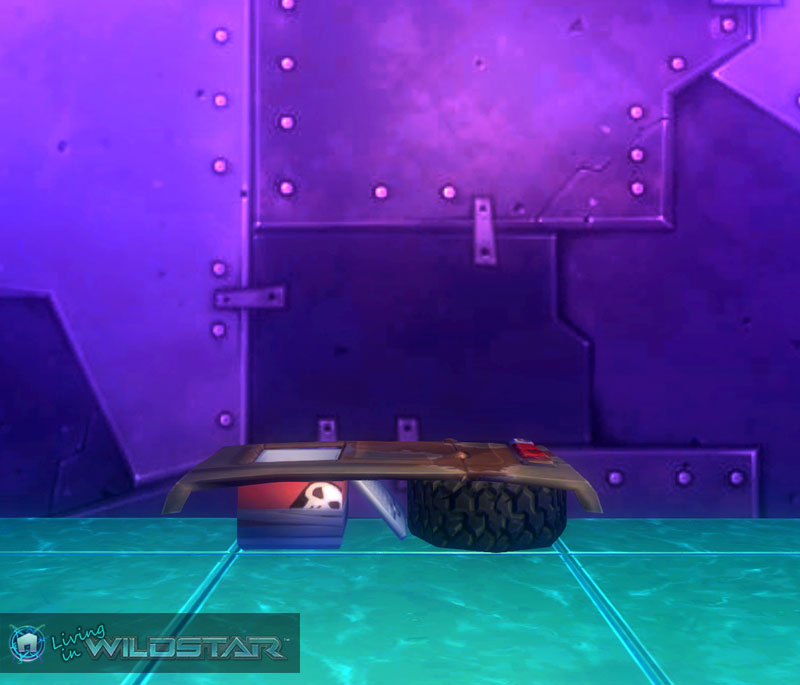 Wildstar Housing - Coffee Table (Garage)