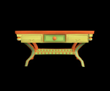 Wildstar Housing - Colorful Aurin Table