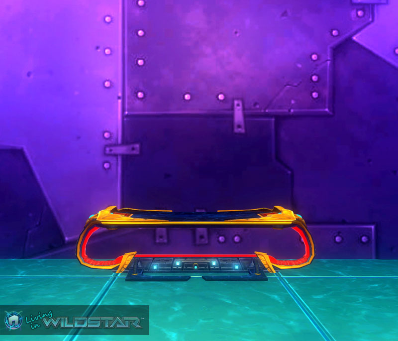 Wildstar Housing - Conference Table (Dominion)