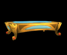Wildstar Housing - Heart Collection Coffee Table
