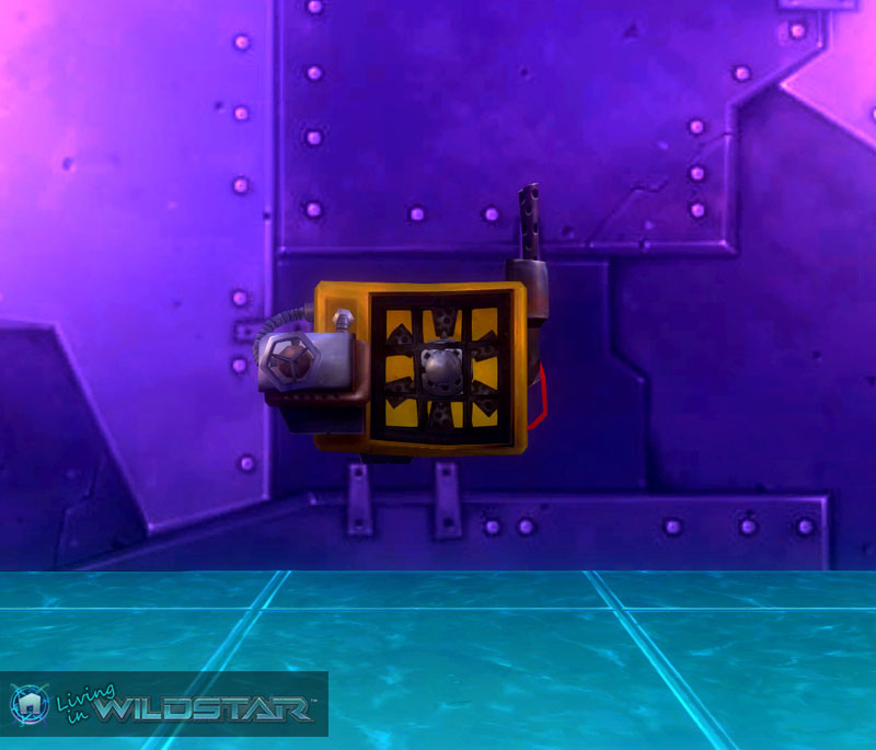 Wildstar Housing - Air Conditioner