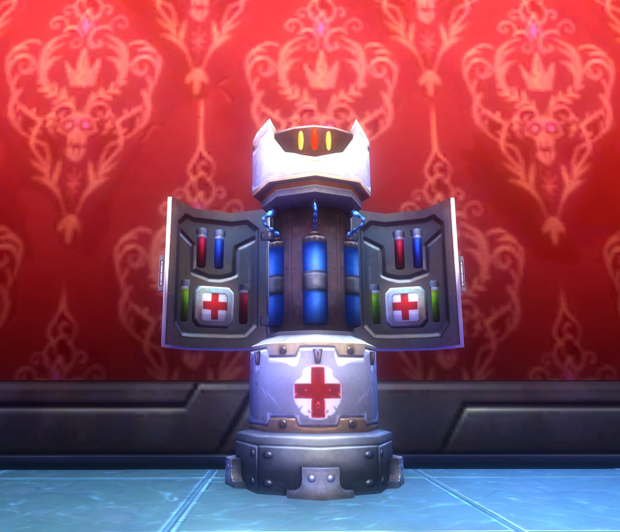 Wildstar Housing - Medical Station (Exile)