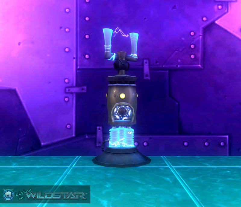 Wildstar Housing - Freebot Surge Protector