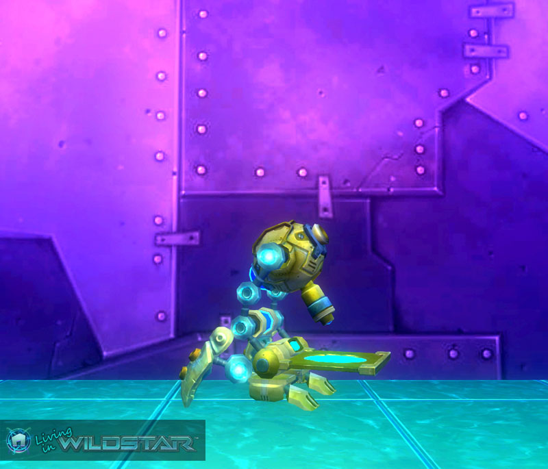 Wildstar Housing - Microscope (Ikthian)