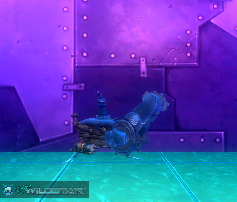 Wildstar Housing - Rock Crusher (Protostar)