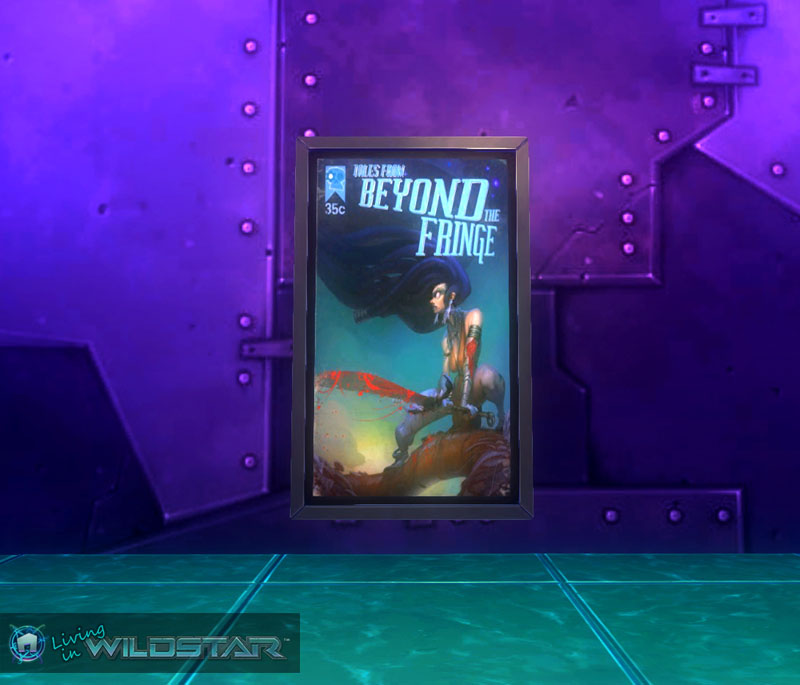 Wildstar Housing - A Perfect Strike