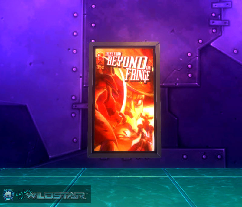 Wildstar Housing - A Duel for Deadeye