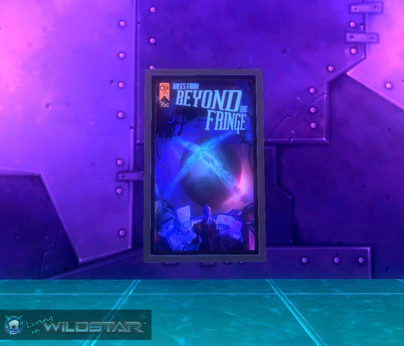 Wildstar Housing - Perils of the Lost Planet