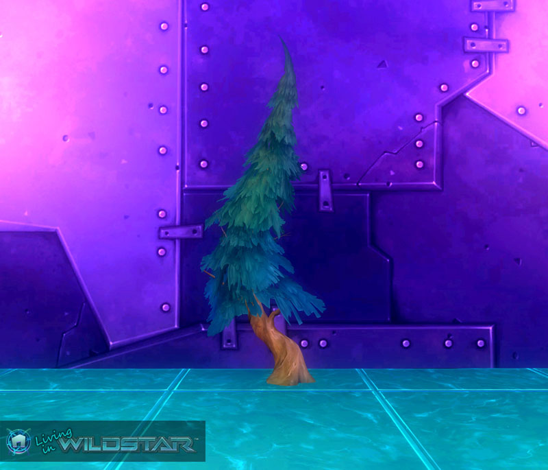 Wildstar Housing - Algoroc Pine