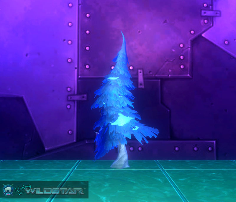 Wildstar Housing - Arcterra Stout Frostpine