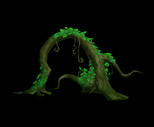 Wildstar Housing - Gnarled Celestial Root