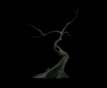 Wildstar Housing - Horror Tree (Thorny)