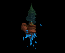 Wildstar Housing - Loftite Pine (Floating)
