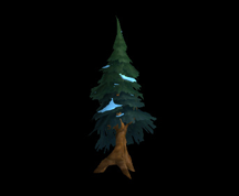 Wildstar Housing - Northern Stout Pine